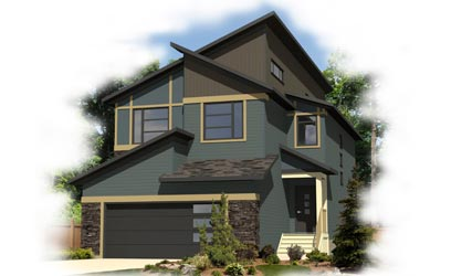 Forest Ridge Showhome